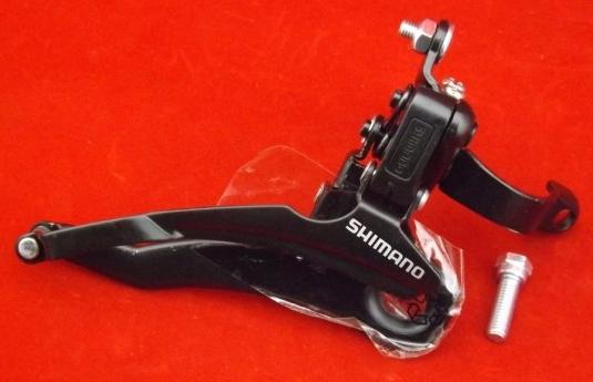 อะไหล่รถจักรยาน Shimano Tourney Fd-tz31 Front Derailleur (230)