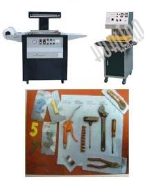 เครื่องแพ็คการ์ดกระดาษ รุ่น TB-390,XBF-500