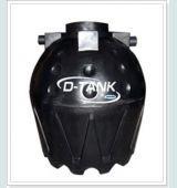 ถังบำบัดน้ำเสียรุ่นมาตรฐาน (D-TANK)