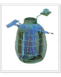 ถังบำบัด Aqua ชนิดกรองเติมอากาศ รุ่น ABF
