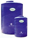 ถังเ็บน้ำ PS รุ่นธรรดา สีน้ำเงิน
