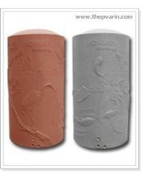 ถังน้ำดอส (Dos) Mongkol Silver Nano Titanium