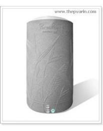 ถังน้ำดอส (Dos) Paradise Silver Nano Titanium