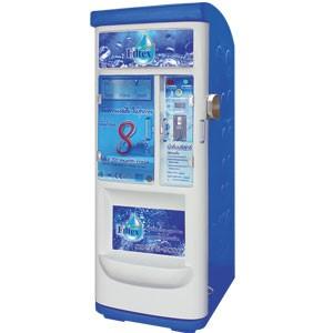 ตู้น้ำดื่มหยอดเหรียญอัตโนมัติ Filtex FV 01