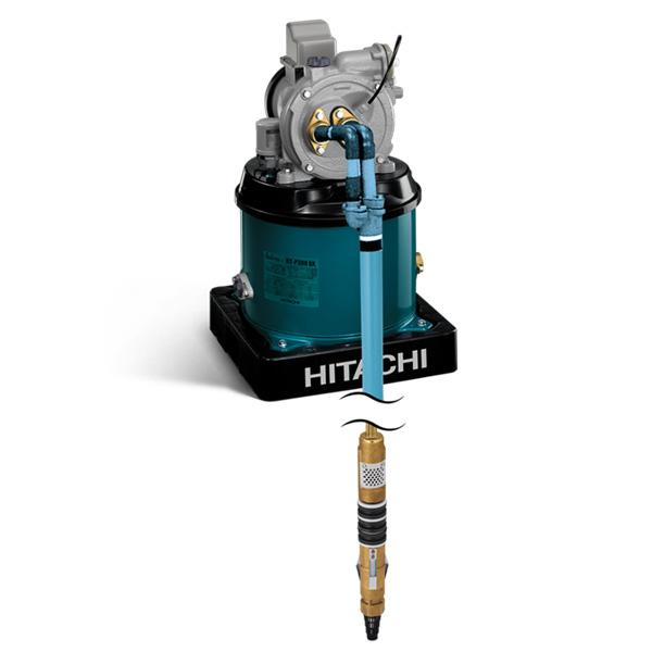ปั้มน้ำอัตโนมัติสำหรับดูดน้ำลึก / น้ำบาดาล  (DT-P300GP (SJ))