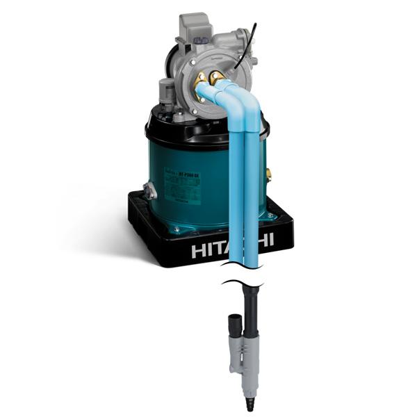 ปั๊มน้ำอัตโนมัติสำหรับดูดน้ำลึก/น้ำบาดาล DT-P300GP(PJ)