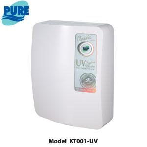 เครื่องกรองน้ำดื่ม Pure รุ่น KT001 UV