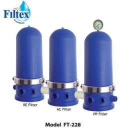 เครื่องกรองน้ำใช้ Filtex  รุ่น FT 228