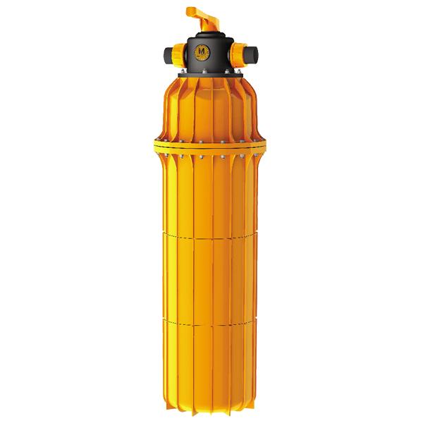 เครื่องกรองน้ำใช้ รุ่น CTM-R (สีส้ม)