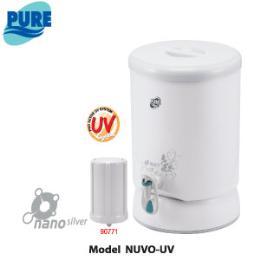 เครื่องกรองน้ำดื่ม Pure รุ่น NUVO UV