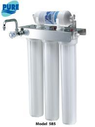 เครื่องกรองน้ำดื่ม Pure รุ่น 585
