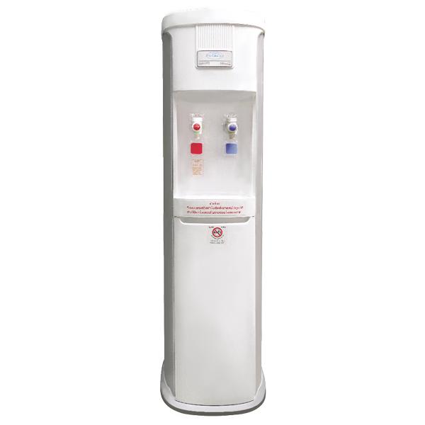 ตู้กรองน้ำดื่มระบบน้ำร้อน-น้ำเย็น Everest รุ่น Fit UF