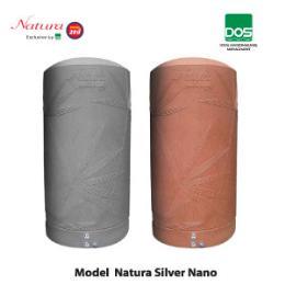 ถังเก็บน้ำตั้งพื้น Natura 1000 Silver Nano