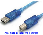 USB 2.0 Printer AM/BM 1.8,3,5,10 เมตร