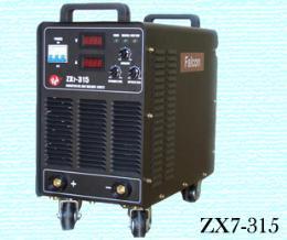 เครื่องเชื่อมไฟฟ้ารุ่น ZX7-315 ระบบอินเวอร์เตอร์ IGBT
