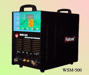 เครื่องเชื่อมไฟฟ้ารุ่น WSM-500 ระบบอินเวอร์เตอร์มอสเฟตพัลซ์