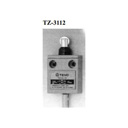 ลิมิตสวิตซ์ TZ-3112