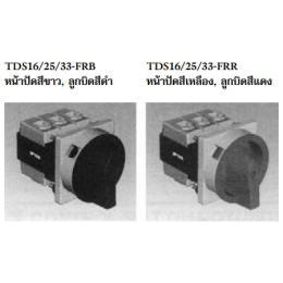 เมนสวิตซ์  TDS16/25/33-FRB/TDS16/25/33-FRR