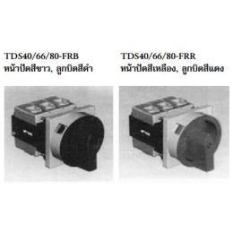 เมนสวิตซ์  TDS40/66/80-FRB/TDS40/66/80-FRR