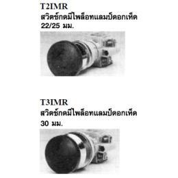 สวิทซ์กดพร้อมแลมป์ T2IMR/T3IMR