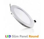 หลอดไฟแบบติดฝ้าเพดาน LED Slim Panel 6w.