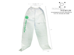 ผลิตกางเกงกันน้ำ กางเกงพลาสติก กางเกงน้ำท่วม