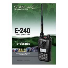 วิทยุสื่อสาร Standard E240