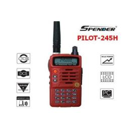 วิทยุสื่อสาร Spender Pilot 245H