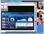 ซอฟแวร์ VBoard VMeeting
