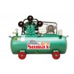 ปั๊มลมลูกสูบ somax SC-50 ขนาด 5 HP ถัง 148 L.