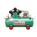 ปั๊มลมลูกสูบ somax SC-50 ขนาด 5 HP ถัง 260 L.