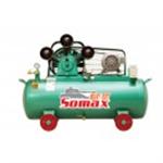 ปั๊มลมลูกสูบ somax SC-50 ขนาด 5 HP ถัง 304 L.