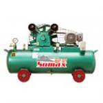 ปั๊มลมลูกสูบ somax SB-75 ขนาด 7.5 HP ถัง 260 L.