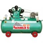 ปั๊มลมลูกสูบ somax SC-100 ขนาด 10 HP ถัง 304 L.