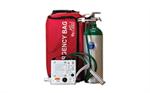 ชุดช่วยชีวิตฉุกเฉินพร้อมอุปกรณ์ (Portable Emergency Ventilator)