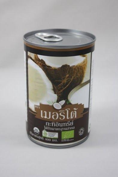 Organic Coconut milk 400ml.