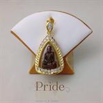 กรอบพระ ล้อมเพชร Pride Gems