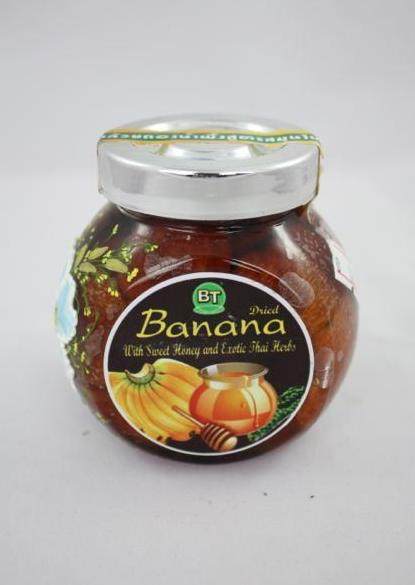 กล้วยดองน้ำผึ้งสูตรสมุนไพร