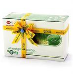 ต้นข้าวสาลีสกัด 100% / Wheatgrass Powder 100 %(แบบกล่องใหญ่ 66 ซอง)