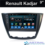 Android In Dash Double Din Gps Navigation Renault Kadjar