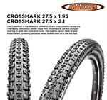 ยางจักรยาน maxxis crossmark 27.5