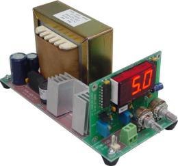 ภาคจ่ายไฟปรับค่า 3-25VDC