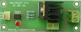 บอร์ด DC Opto Output