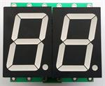 บอร์ด 7-Seg LED ขนาด 2.3 นิ้ว