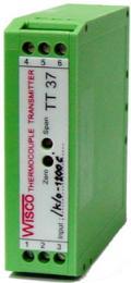 อุปกรณ์แปลงสัญญาณ Thermocouple Transmitter TT 37