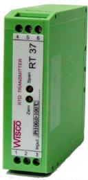 อุปกรณ์แปลงสัญญาณ RTD Transmitter RT 37