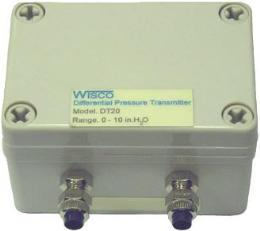 อุปกรณ์แปลงสัญญาณ Differential Pressure Transmitter