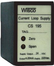 อุปกรณ์แปลงสัญญาณ Current Loop Supply(Isolate) CS 195