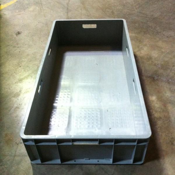 ลังพลาสติกทึบ TP BOX P-492