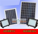 สปอร์ตไลท์โซล่าเซลล์ 88 LED